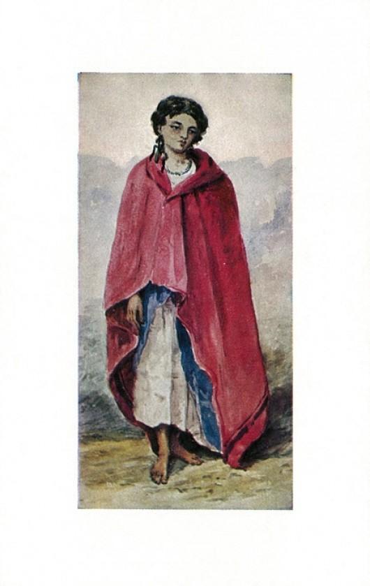 Fanny Weller, Otakou, 1848