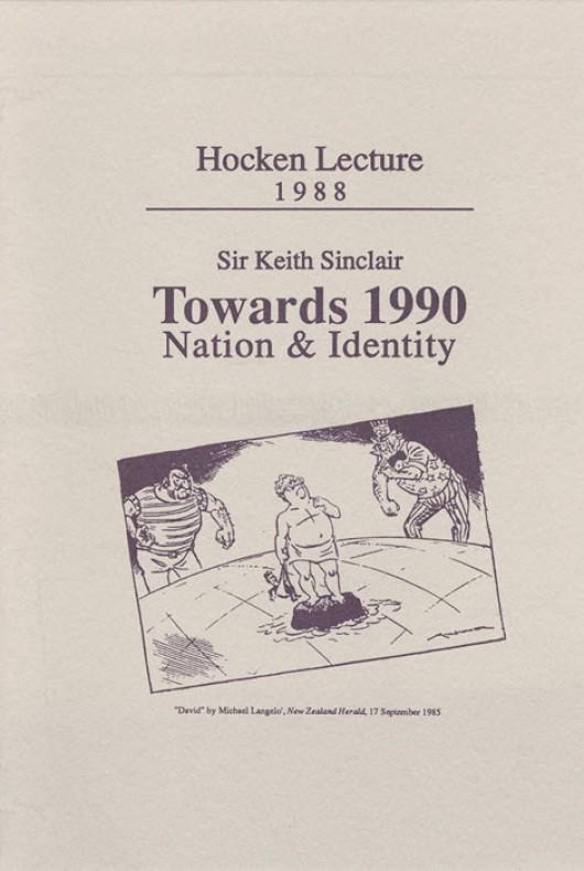 Towards 1990: Nation and Identity