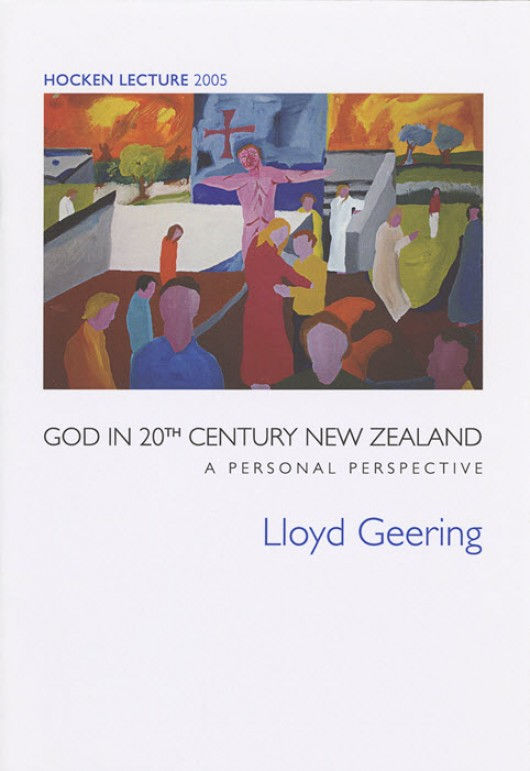 God in 20th Century New Zealand