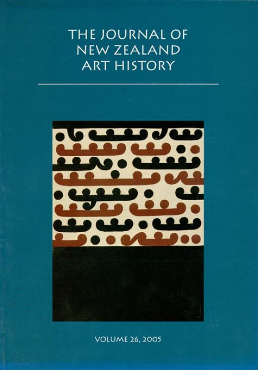 Journal of New Zealand Art History
