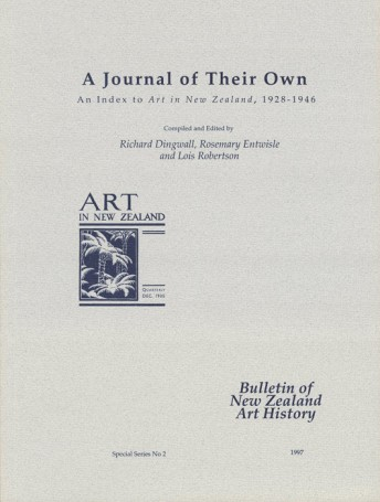 A Journal of Their Own