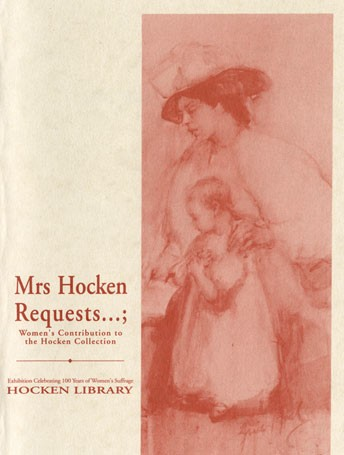 Mrs Hocken Requests...
