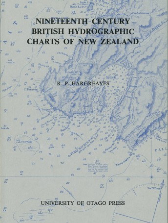 Nineteenth Century British Hydrographic Charts of New Zealand
